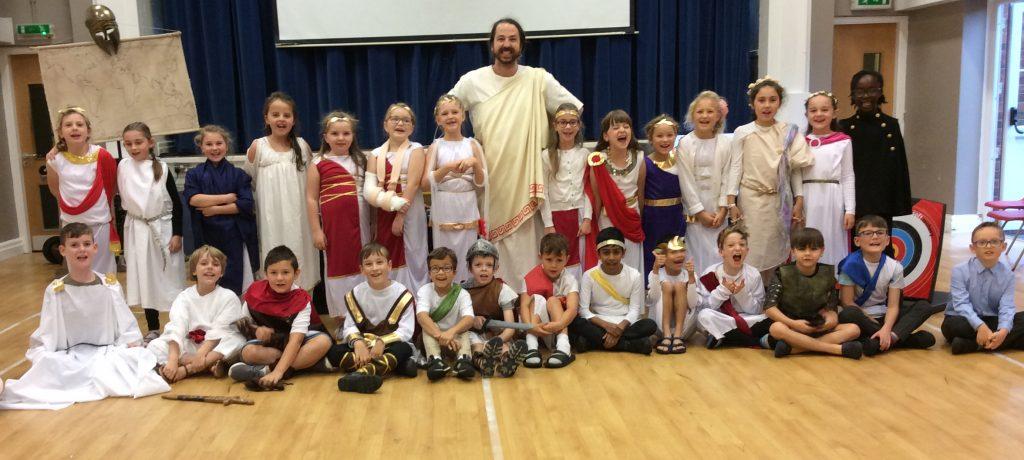Ancient Greece - Dan Tastic Education